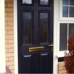 about-6 Composite Door Black Twin Tops